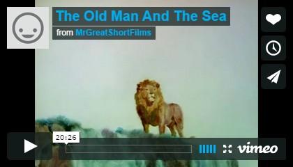 The Old Man The Sea By Aleksandr Petrov Short Film